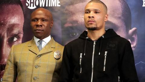 Chris Eubank Sr fears for son's future with James DeGale defeat