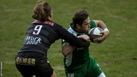 London Irish v Grenoble