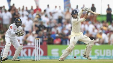 Foakes lifts England to 199-6 at tea in S. Lanka Test