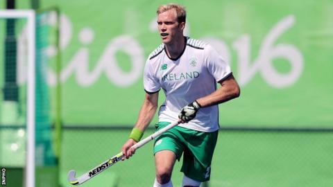 Conor Harte in action at Rio 2016