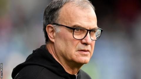 Marcelo Bielsa: we spy on all of Leeds' opponents
