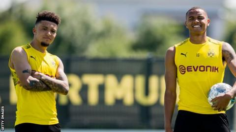 Dortmund players fined for breaking coronavirus rules