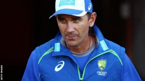Cricket Australia deny reports claiming Justin Langer appointed as national team coach