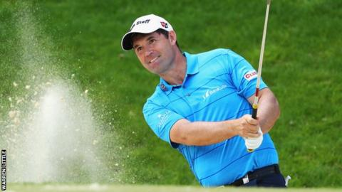 Harrington: 'I thought it was the end of me playing competitive golf'