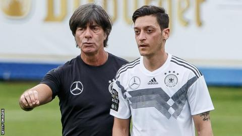 Low disappointed with silent Arsenal star Ozil: No conversation to this day
