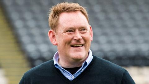 David Hopkin is returning to Morton as manager
