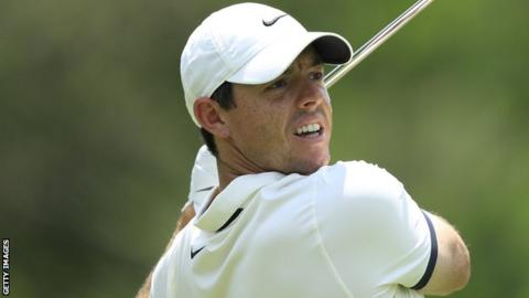 Rory McIlroy missed the cut at last week's Memorial Tournament