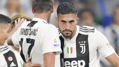 Juventus - Football - BBC Sport