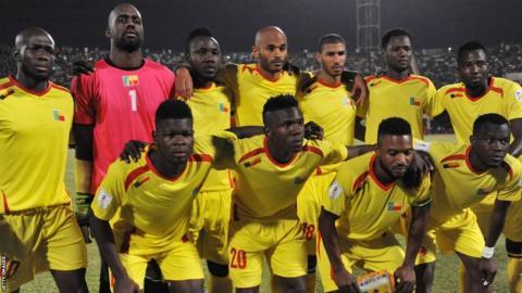 Benin national team