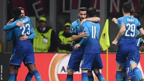 Leonardo Bonucci: AC Milan were a little scared of Arsenal