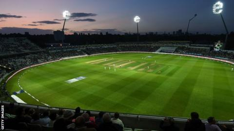 England and West Indies playing first day-night Test in England in August 2017