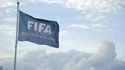 Fifa flag