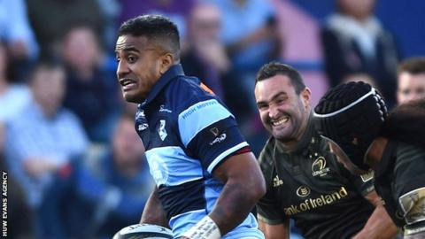 Rey Lee-Lo scores for Cardiff Blues