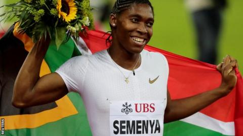 Caster Semenya Q&A: Who is she; what is DSD; why is her case important?