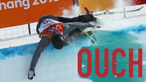Swiss halfpipe skier Joel Gisler