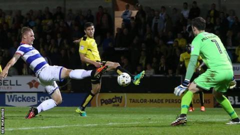 Burton v QPR