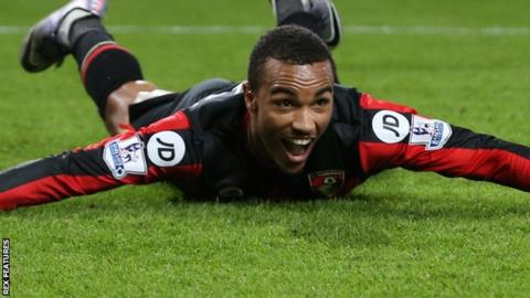 Bournemouth forward Junior Stanislas