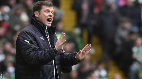 Rangers manager Graeme Murty
