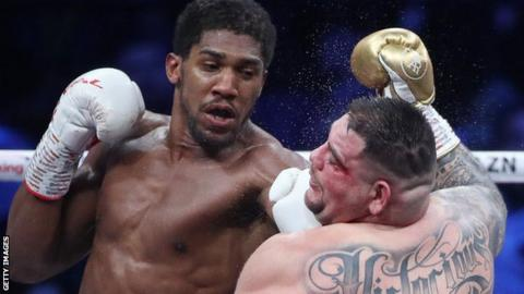 Anthony Joshua: Heavyweight champion slammed by Jarrell Miller after Andy Ruiz win