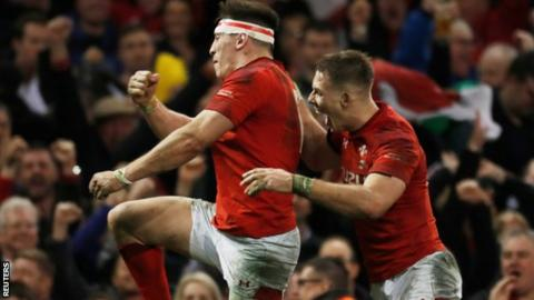 Woodward in shock as Wales beat England