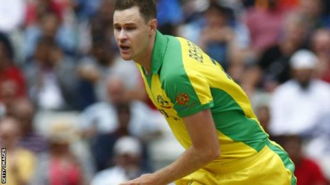 Bowling at the ICC World Cup 2019