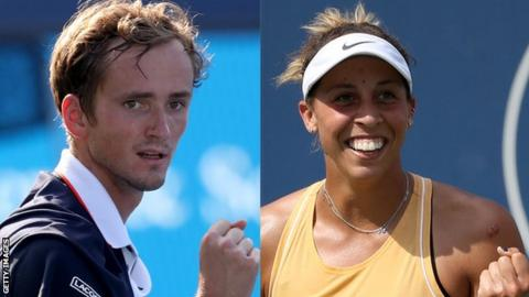 Cincinnati Masters: Daniil Medvedev and Madison Keys triumph in respective finals