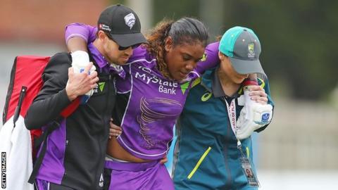 England women v West Indies: Hayley Matthews returns for summer series