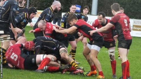 Redruth v Canterbury