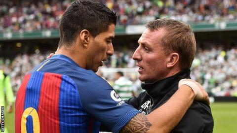 International Champions Cup: Celtic 1-3 Barcelona