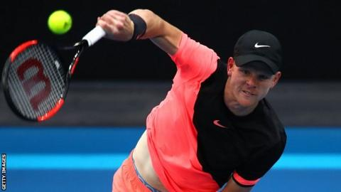 Australian Open 2018: Kyle Edmund reveals plan to take trophy home