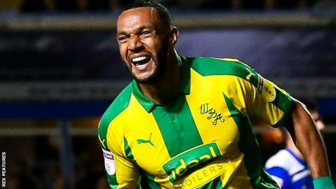 West Bromwich Albion winger Matt Phillips has scored four goals this season