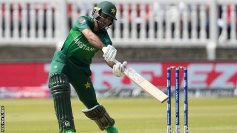 Fakhar Zaman: Pakistan batsman set for Glamorgan T20 Blast