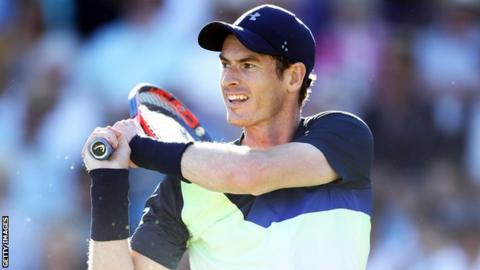'It's day by day' -- Murray battles for Wimbledon fitness
