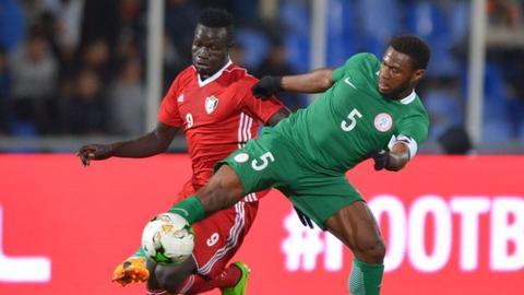 Nigeria v Sudan at CHAN 2018