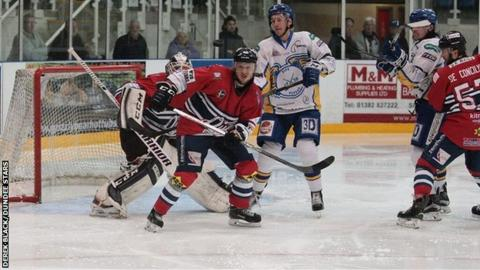 Dundee Stars v Fife Flyers