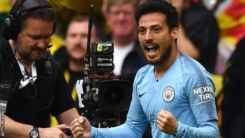 David Silva announces his exit from Manchester City next summer