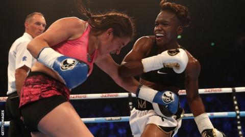 Nicola Adams Olympic Boxing Champion Will Increase Round Length - Olympic boxing schedule