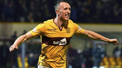 David Turnbull: Celtic agree £3m fee with Motherwell for midfielder