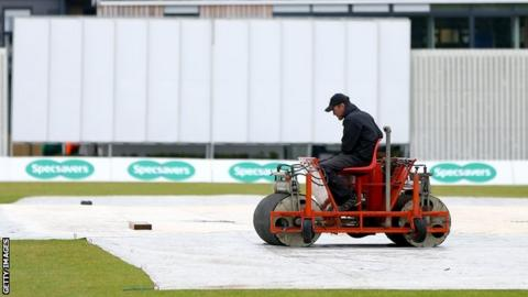 Groundstaff at Guildford