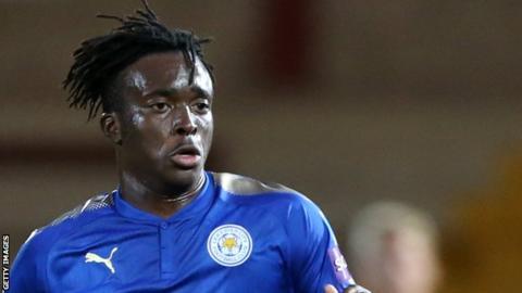 Josh Debayo made three appearances for Leicester City U23s last season