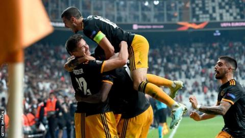 Besiktas 0-1 Wolverhampton: We want to compete to win in Europa League - Conor Coady