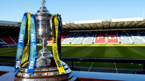The Scottish Cup final will be held in May