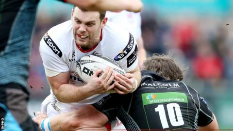 Guinness Pro14 Rugby - Ulster Rugby v Glasgow Warriors Postponed