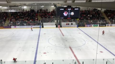 Cardiff Devils Ice Arena