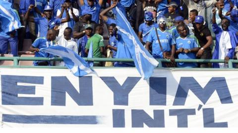 Enyimba appoint a new coach
