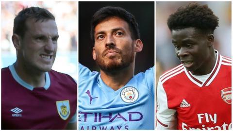 Premier League stats: Man City on record trail, Pochettino's landmark and the Burnley head master