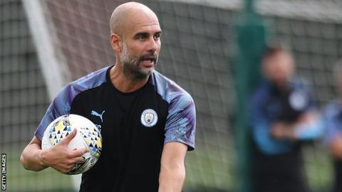 Pep Guardiola claims Man City were interested but couldn't afford Harry Maguire