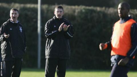 """Leicester City's training approach felt """"alien"""" to Craig Levein, who began his 15-month tenure in late 2004"""