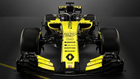 Renault's new car