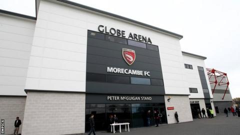 Morecambe FC's ground